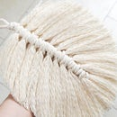 DIY Macramé Feather or Leaf | How to Make Rope Knot Ornaments