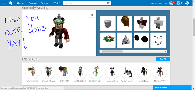 Cool Kid Jeans Roblox How To Look Popular In Roblox 9 Steps Instructables