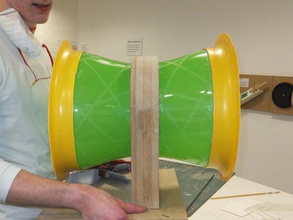 The Nozzle/Diffuser Wind Turbine