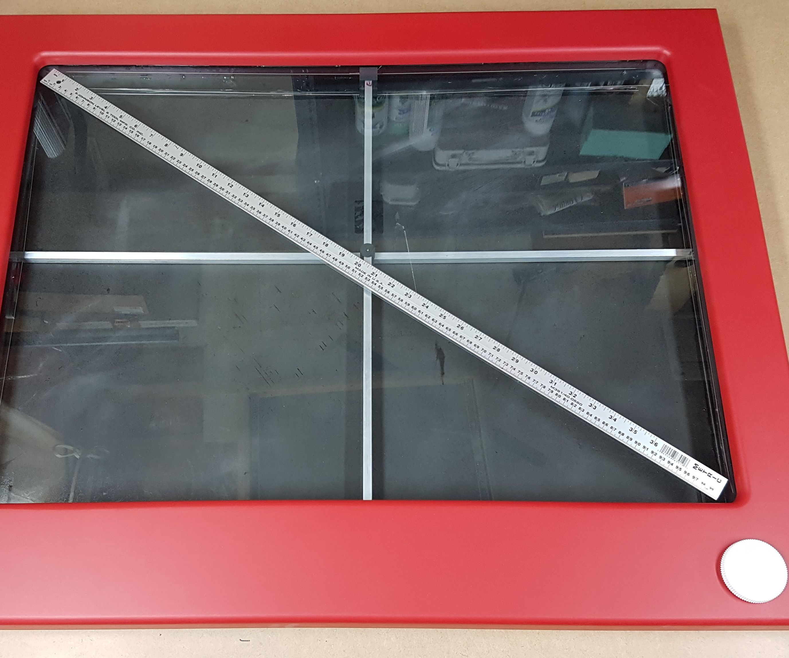 Large Scale Etch a Sketch