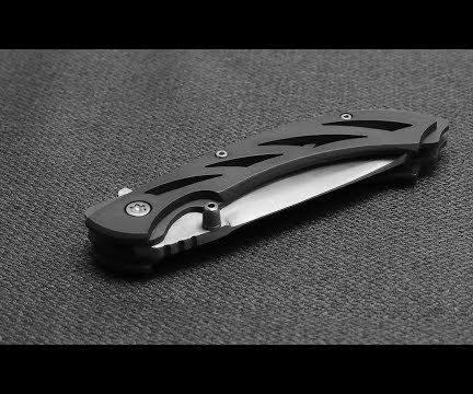 Making a Kayaking Folding Knife