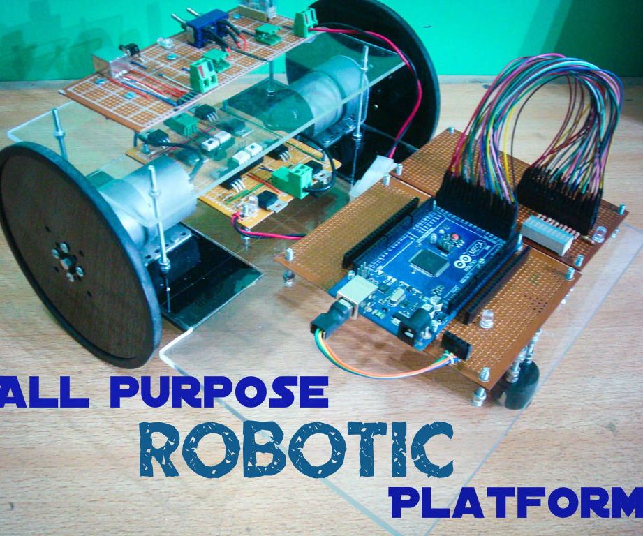 All Purpose Robotic Platform