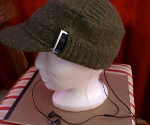 How to Make an IPod Hat