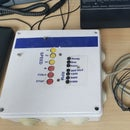 Fuel Injector Cleaner Pulse Generator BOX