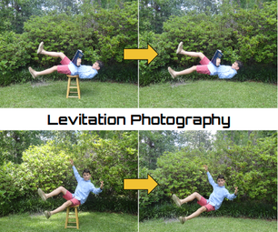 Levitation Photography 2.0