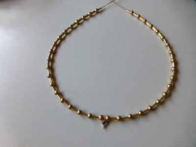 Making the Beaded Necklace