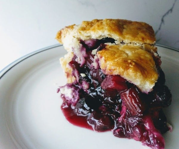 How to Lattice a Perfect Pie