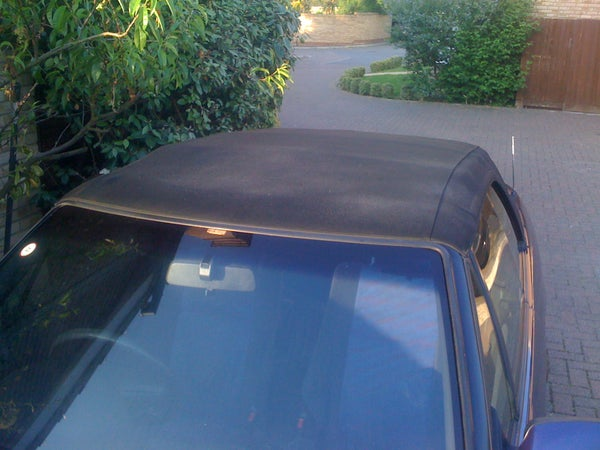 Convertable Roof Cleaning