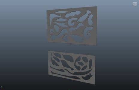 Extrude 3D Shapes