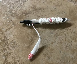Making Plastic String With a Pen
