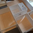 Easy Modern House Miniature DIY