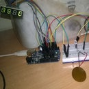 Heat Alarm Based on Lm35z Tremperature Sensor and Arduino