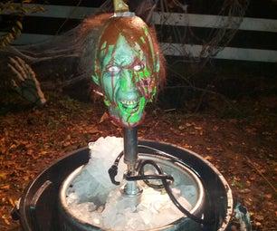 Halloween Keg Tap