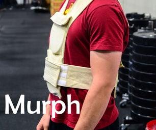 DIY 20# Weight Vest