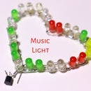 Heart Music Reactive Light