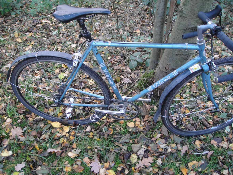 Easy Bike Mudguards From Old Inner Tubes