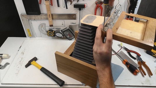 MONTAGE SOUFFLET / BELLOWS REASSEMBLY