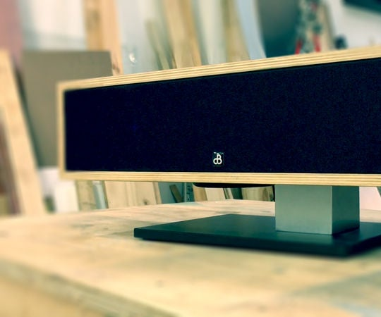 2.1 Channel Cantilever Bluetooth Speaker