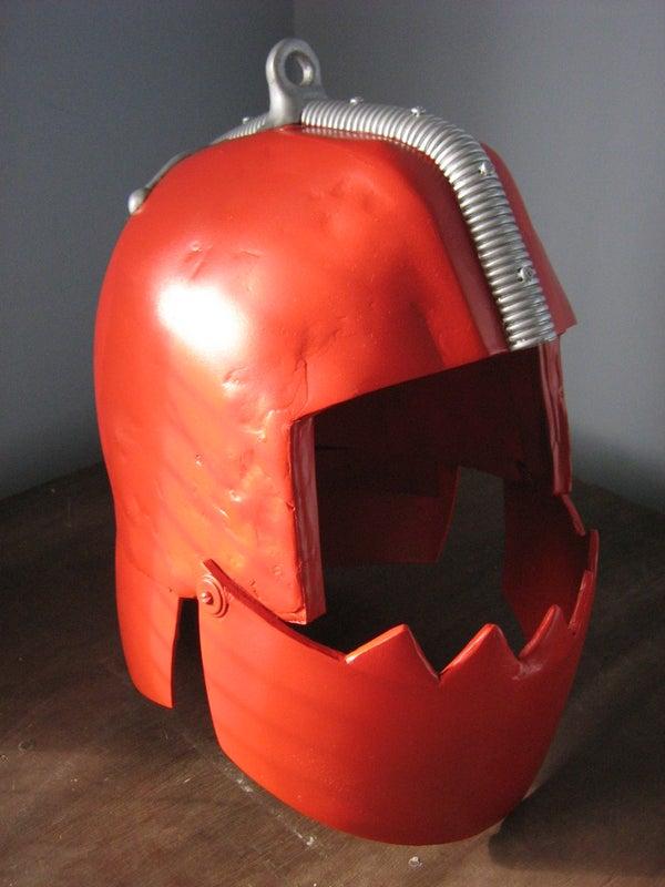 He-Man's Trap Jaw Helmet