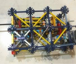 2 Gear Fully Automatic K'nex Transmission