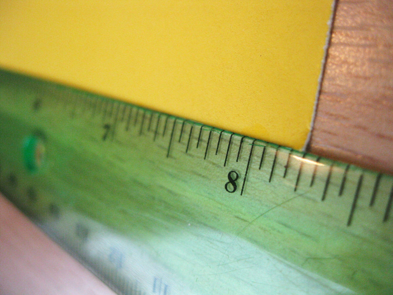 Measuring and Cutting