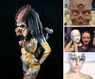Face On, Face Off - Make Masks