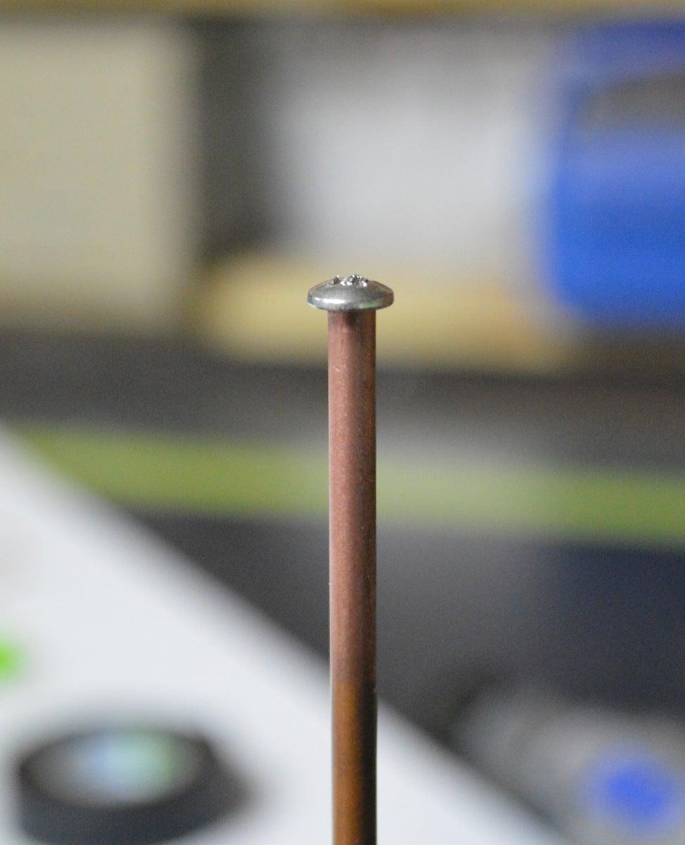 Adding the Screw