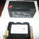 Black$Decker Dustbuster new battery