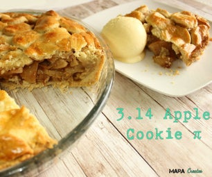 3.14 Apple Cookie Π
