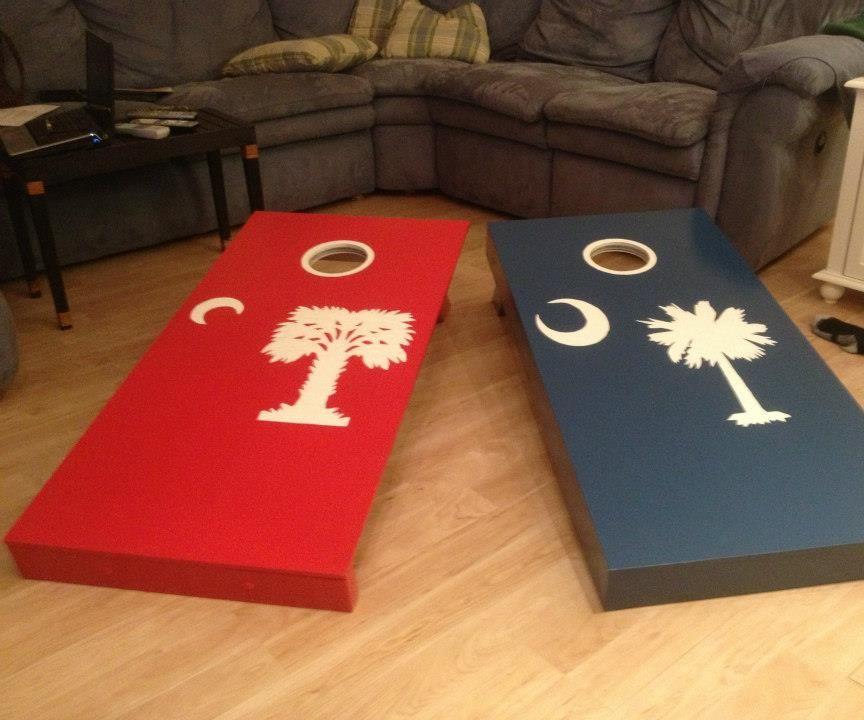 How to make Cornhole Boards