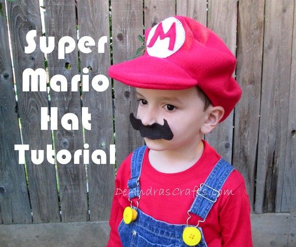 Super Mario Hat Tutorial