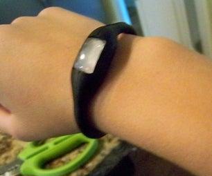 Making a Spy Bracelet