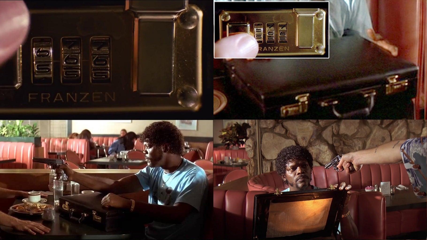 Find a Matching Briefcase
