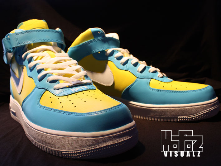 How to Customize Kicks (Paint Shoes