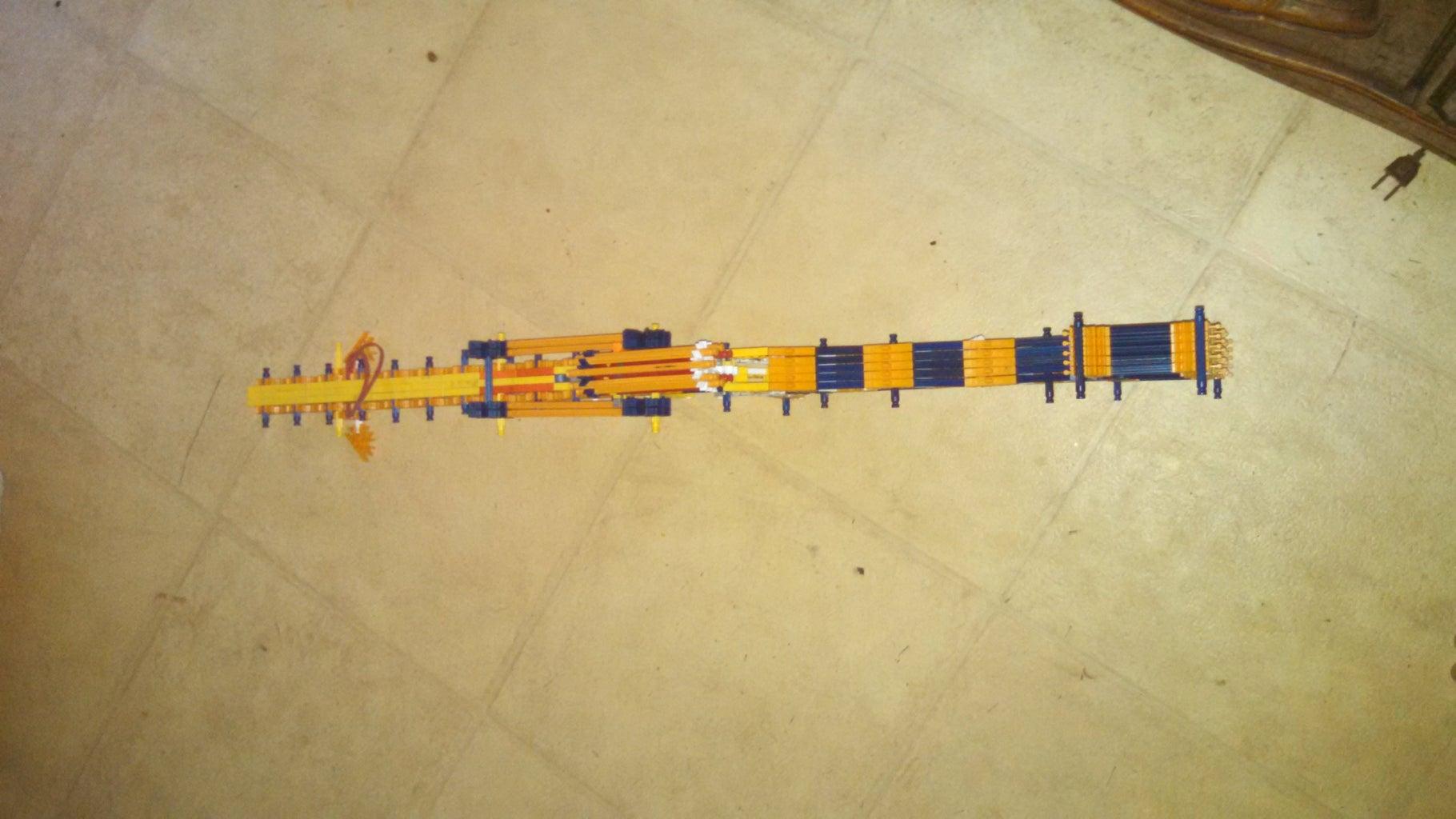 The V235-Alfa Rifle