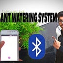 Bluetooth Plant Watering System