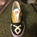 How To- Shadowhunter Painted Shoes