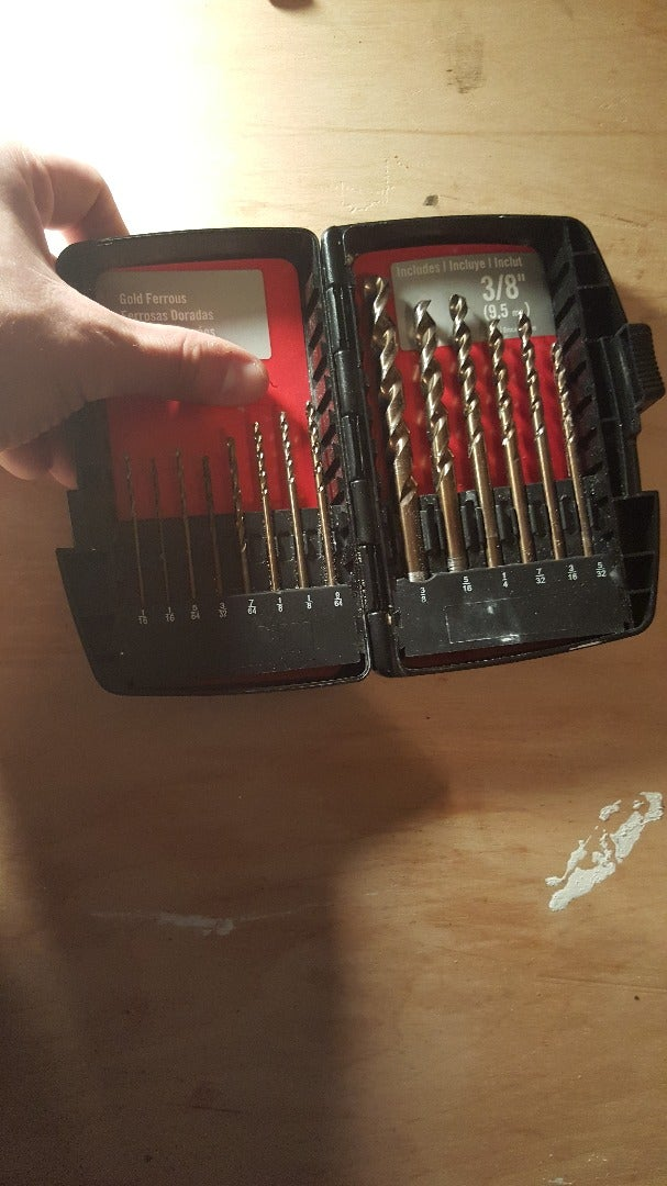 General Parts and Tools Needed