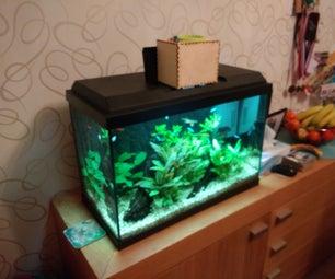 Fish Feeder Smart Object