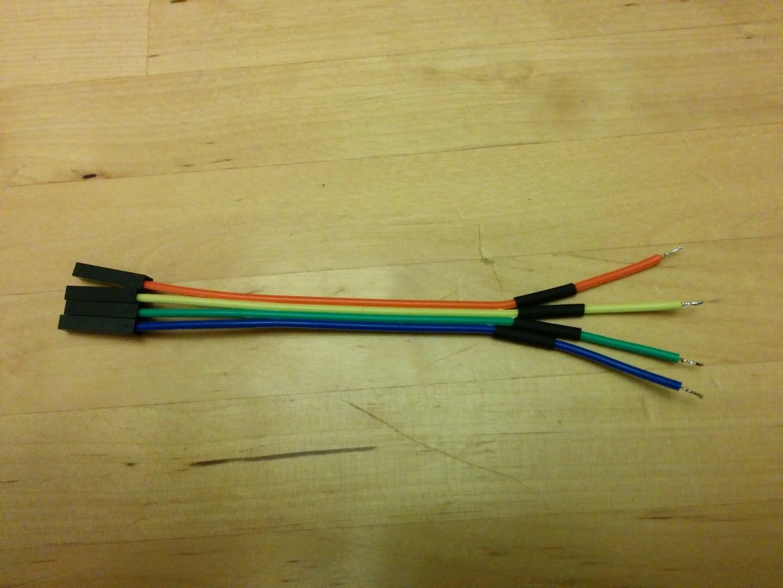 Prepare Wires