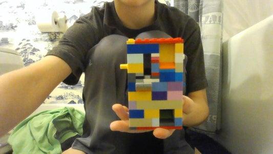 Lego Dog Treat Machine