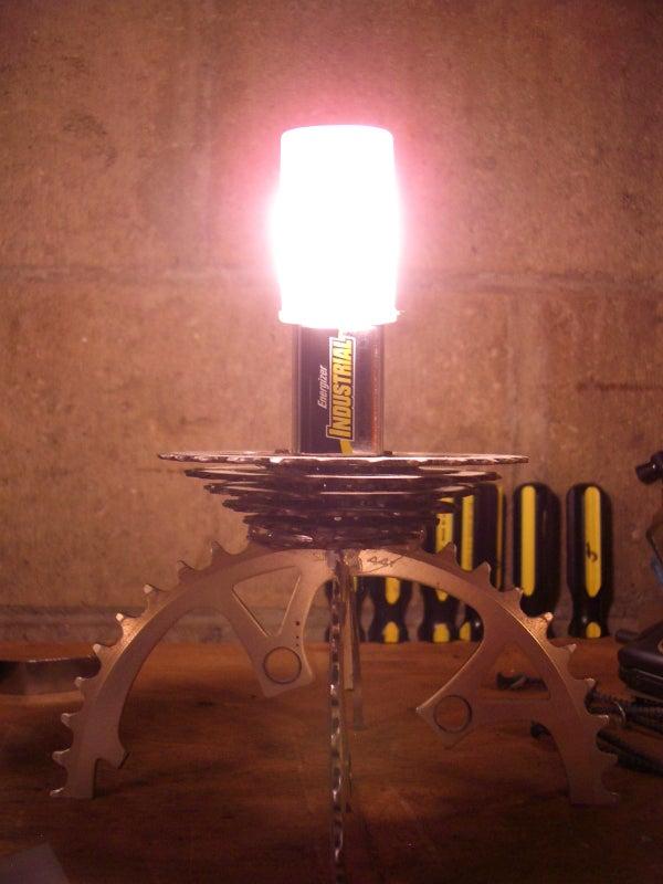 9V Lantern