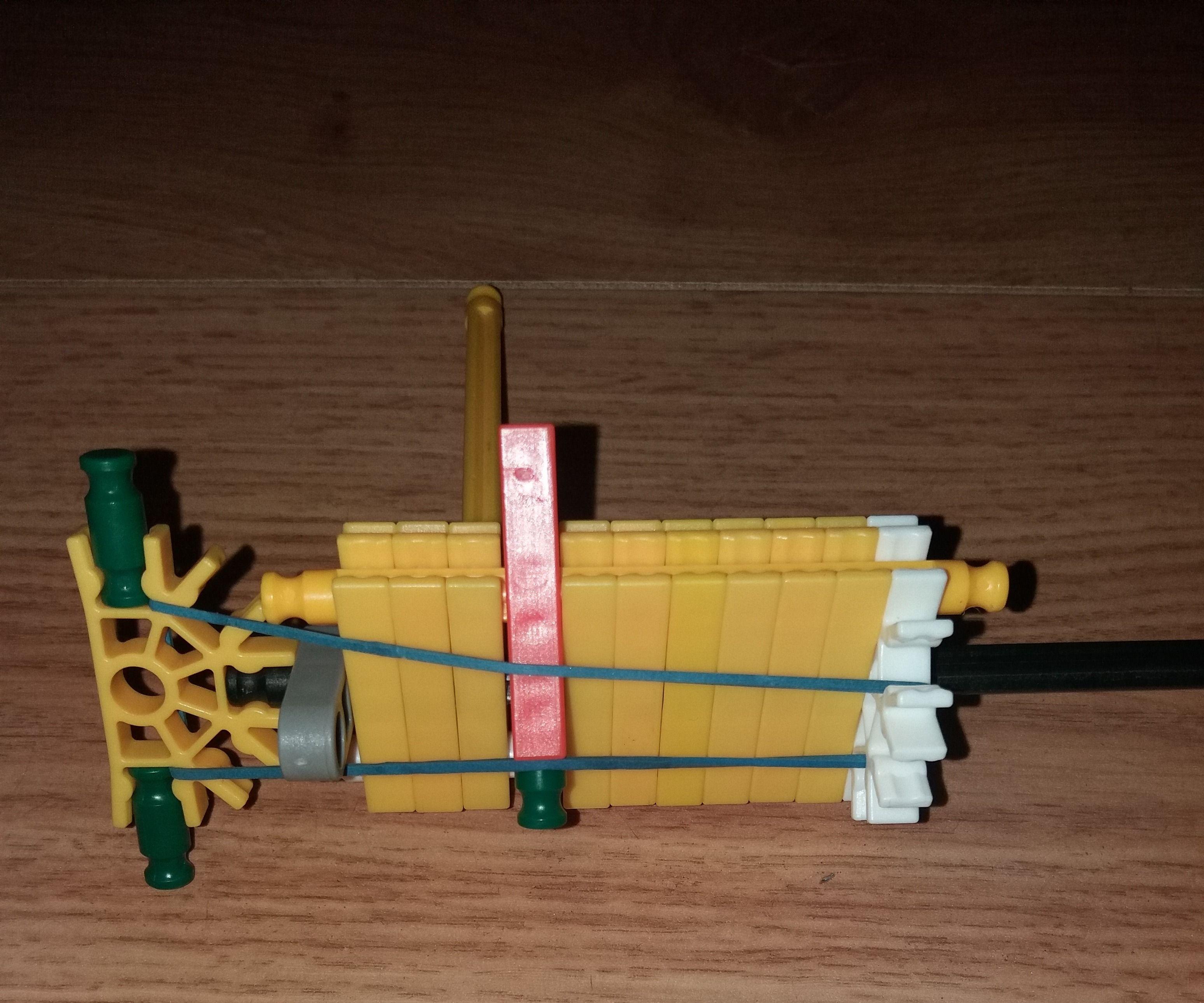 Mini Knex Gun