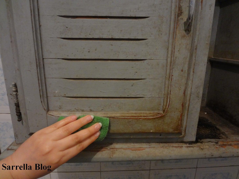 Scrubbing the Cabinet