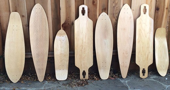 Design Your Longboard