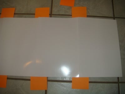 Lay Out the Paper