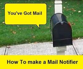How to Make a Mailbox Notifier