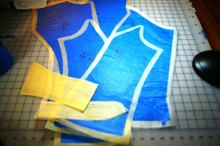 How to Copy a Garment That Fits Perfectly Without Taking It Apart