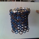 chain mail lamp