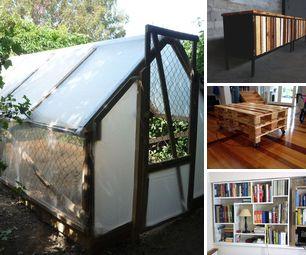 OhmStead's Pallet Project Ideas